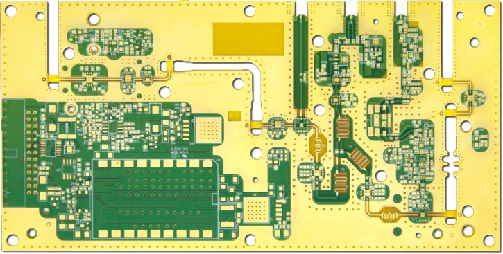 Edge Electroplating Board